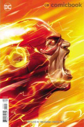 Preview VO - The Flash #49 - Flash War partie 3 2
