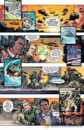 Preview VO - The Flash #49 - Flash War partie 3 3