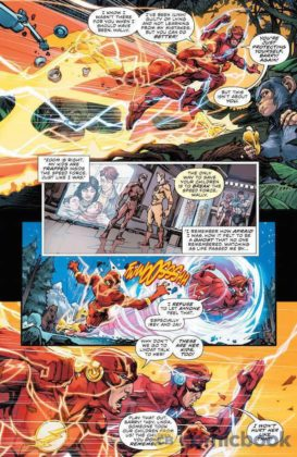 Preview VO - The Flash #49 - Flash War partie 3 5