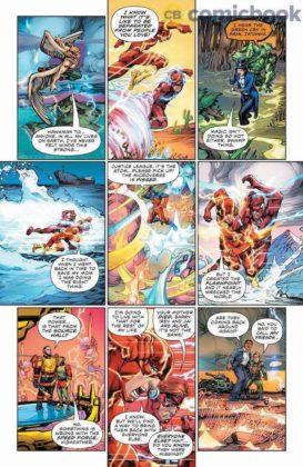 Preview VO - The Flash #49 - Flash War partie 3 6