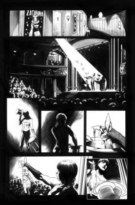 Découvrez les premières pages encrées de Justice League Dark #1 et son nouveau vilain 1