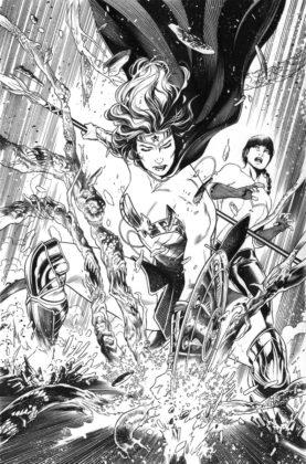 Découvrez les premières pages encrées de Justice League Dark #1 et son nouveau vilain 3