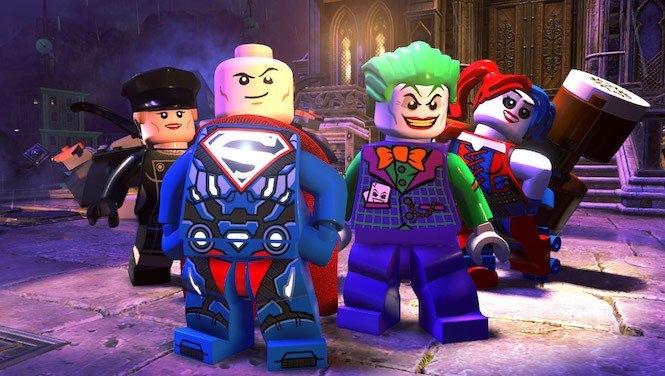 Lego Super Vilains se dévoile à travers de nouvelles images 2