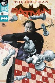 review BATMAN #48