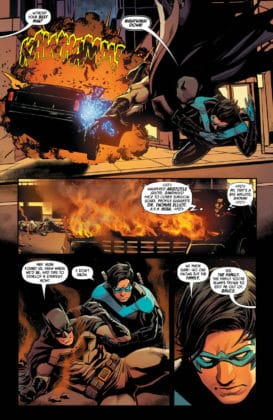 Preview VO - Batman : Prelude to the Wedding - Nightwing Vs. Hush #1 6