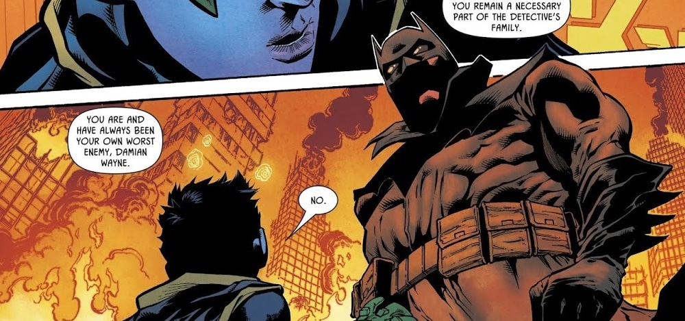 Review VO : Batman Prelude to the Wedding - Robin vs Ra's Al Ghul 2