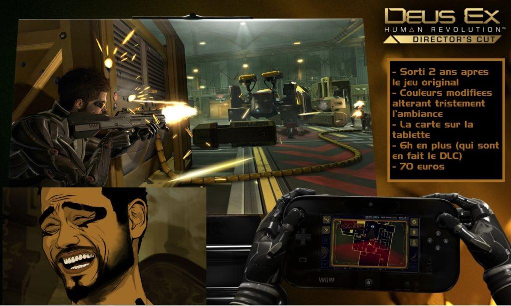 C for Crossover #33 : Deus Ex (Jeux Vidéo 20/22) 2
