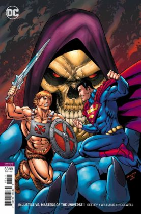 Preview VO - Injustice vs He-Man and the Masters of the Universe #1 2
