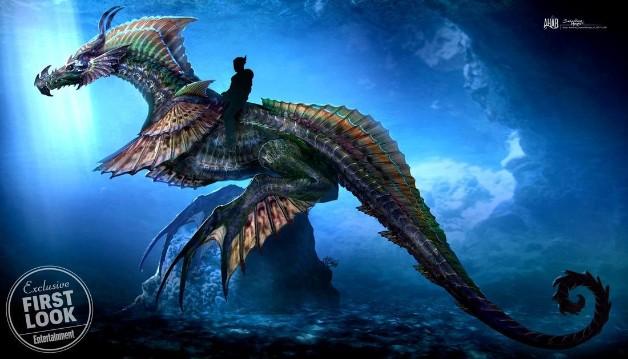 Aquaman : Le synopsis officiel et un concept-art de Xebel 1