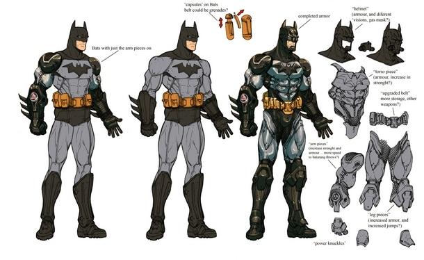 Dossier - L'Univers Batman : Arkham et ses comics 1