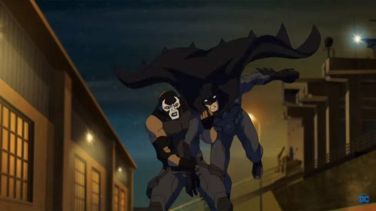 Young Justice Outsiders : Qui sont les personnages du trailer ? 11