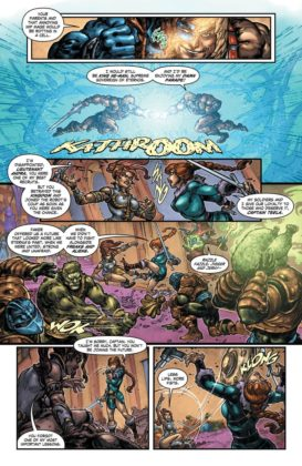Preview VO - Injustice vs He-Man and the Masters of the Universe #1 6