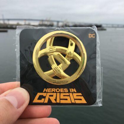 L'étrange conférence sur Heroes in Crisis annonce l'arrivée de Mitch Gerads 4