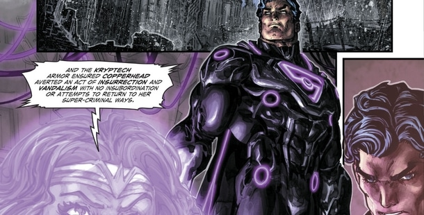Injustice VS Masters of the Universe #1