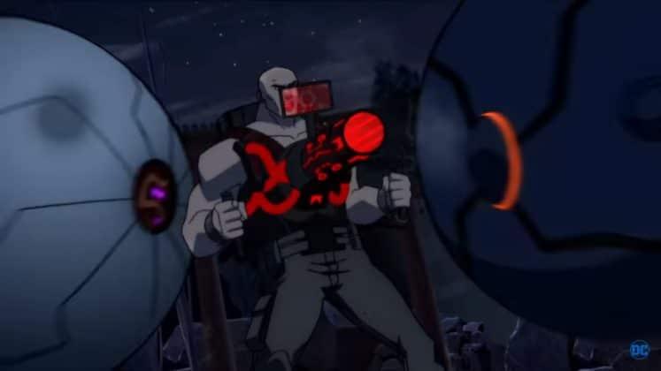 Young Justice Outsiders : Qui sont les personnages du trailer ? 19