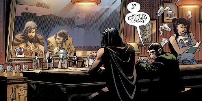 Justice League Dark #1, la magie opère