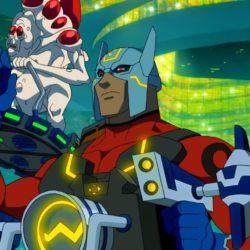 Young Justice Outsiders : Qui sont les personnages du trailer ? 33