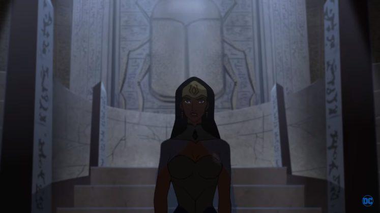 Young Justice Outsiders : Qui sont les personnages du trailer ? 21
