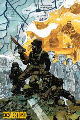 DC annonce Six Days, un OGN Vertigo sur la Bataille de Graignes 1