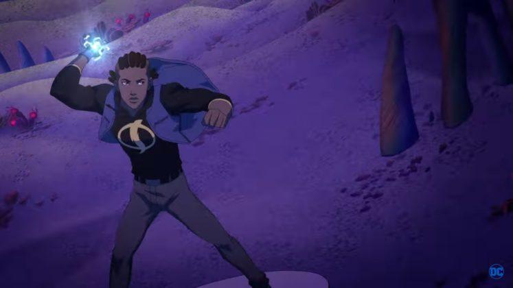 Young Justice Outsiders : Qui sont les personnages du trailer ? 6