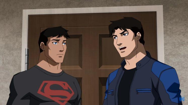 Young Justice Outsiders : Qui sont les personnages du trailer ? 2