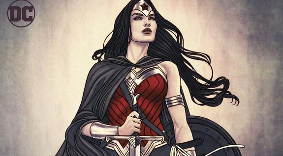 Wonder Woman 1984 : Une description pour l'extrait dévoilé à la SDCC 1