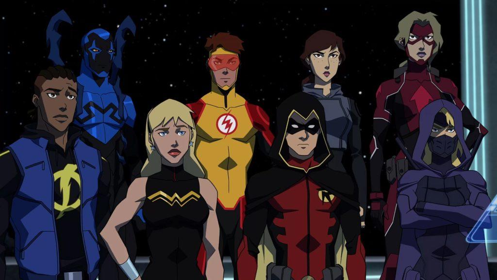 Young Justice Outsiders : Qui sont les personnages du trailer ? 36