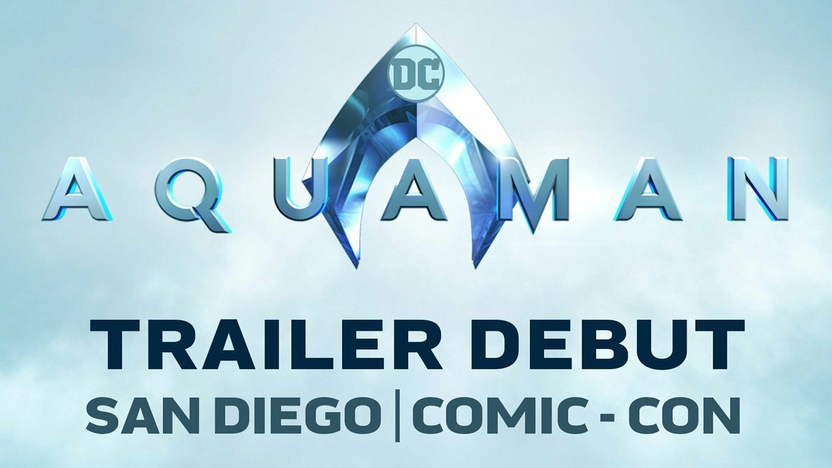 Aquaman dévoile sa première bande-annonce