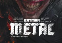 review Batman Métal Tome 2, la fête aux Dark Knights