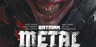 review Batman Métal Tome 2, la fête aux Dark Knights