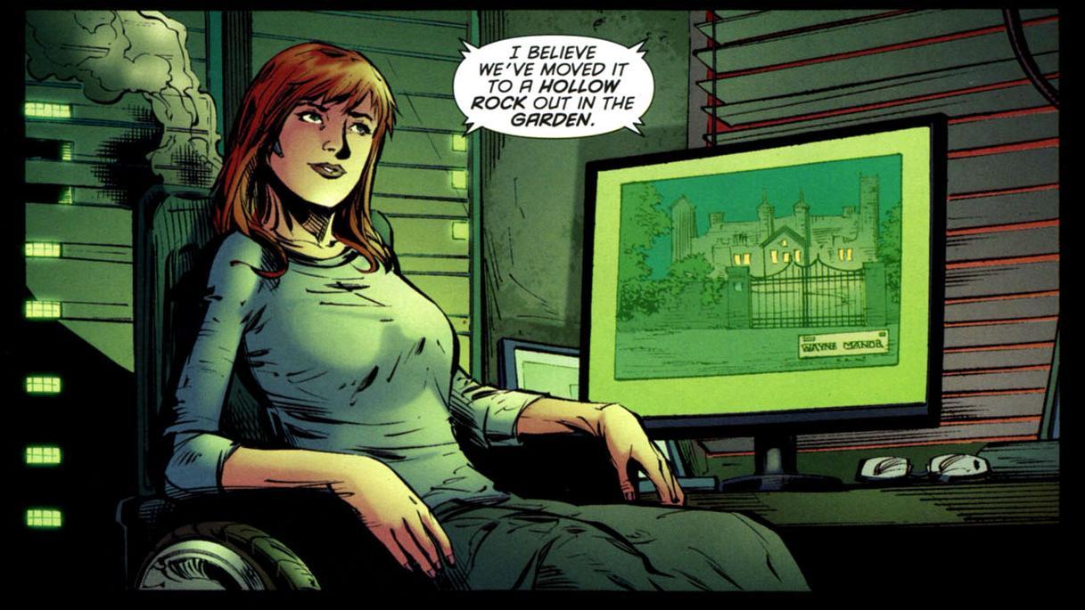 Birds of Prey : Batgirl ne serait pas dans le film 1