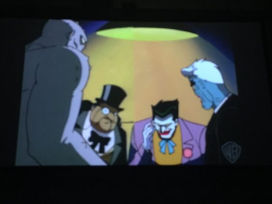 Contenu de la version US Blu-Ray de Batman: The Animated Series 7