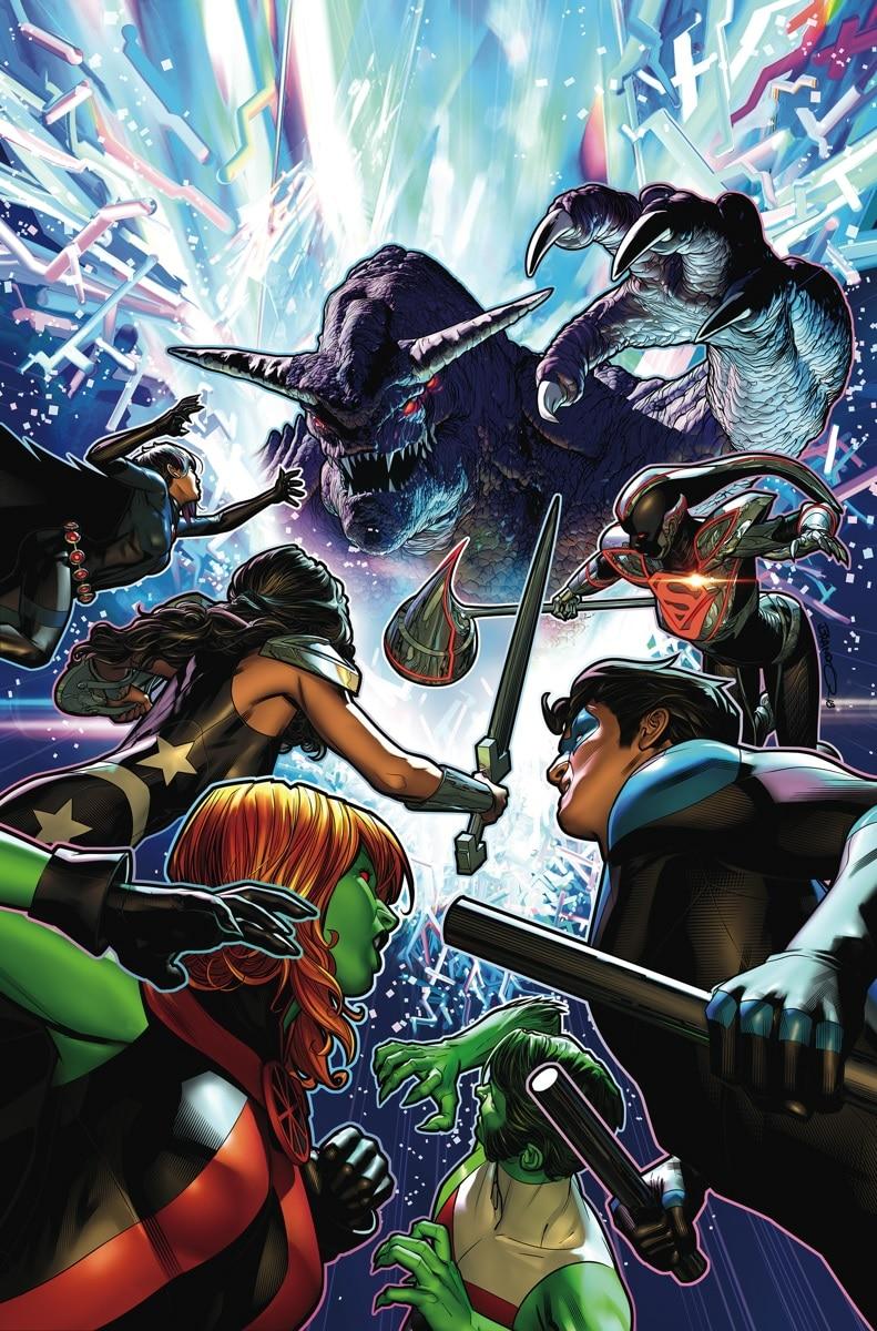 Titans : Un premier aperçu de l'équipe 1