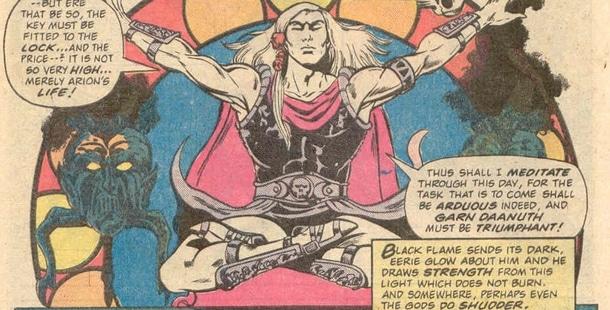 Dossier - Arion, Seigneur d'Atlantis 1