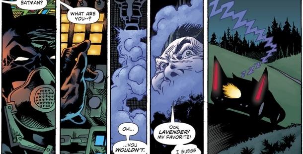 Review VO - Batman : Kings of Fear #1 37