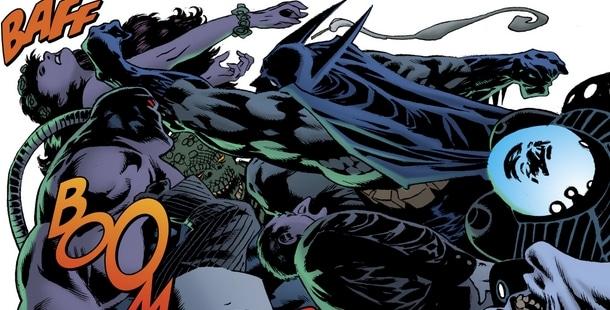 Review VO - Batman : Kings of Fear #1 36