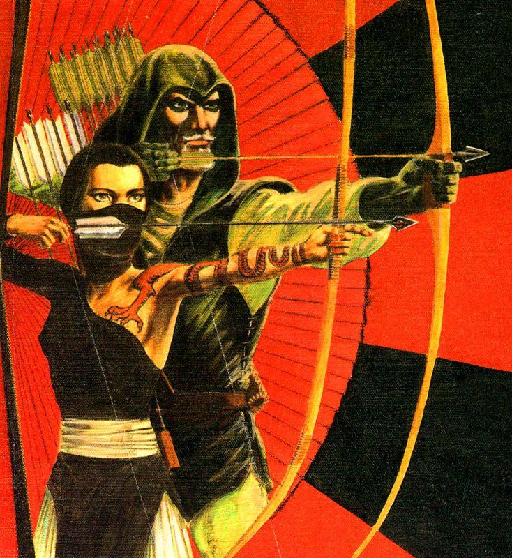 Qui sont les Longbow Hunters, les ennemis de Arrow Saison 7 ? 1