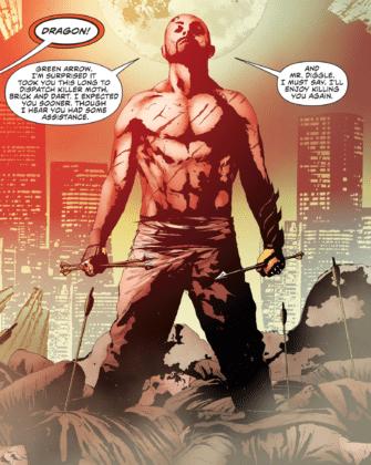 Qui sont les Longbow Hunters, les ennemis de Arrow Saison 7 ? 9