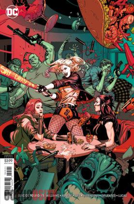 Preview VO - Suicide Squad #45, voyage à Atlantis 2