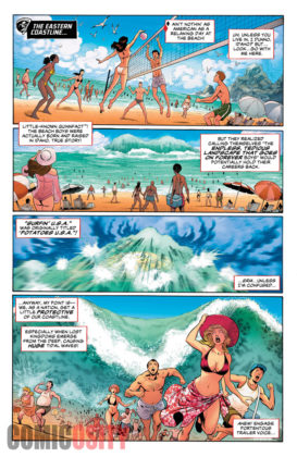 Preview VO - Suicide Squad #45, voyage à Atlantis 3