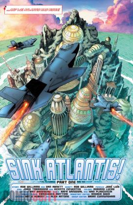 Preview VO - Suicide Squad #45, voyage à Atlantis 4