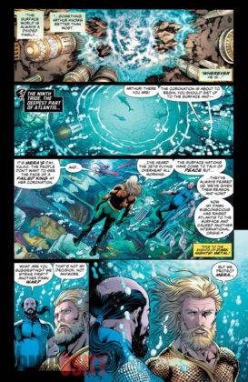 Preview VO - Suicide Squad #45, voyage à Atlantis 6