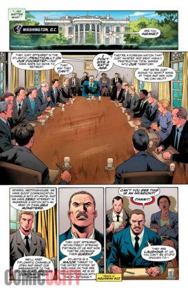 Preview VO - Suicide Squad #45, voyage à Atlantis 7