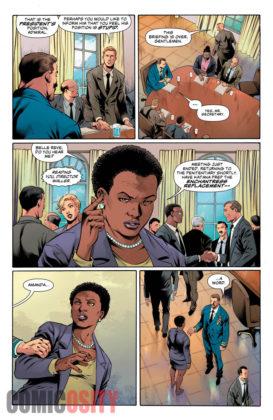 Preview VO - Suicide Squad #45, voyage à Atlantis 8