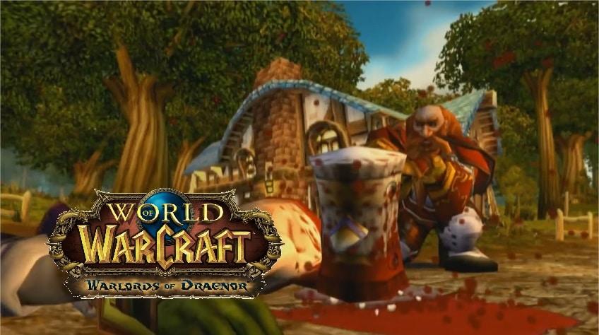 C for Crossover #35 : World of Warcraft (Jeux Vidéo 22/22 Final) 2