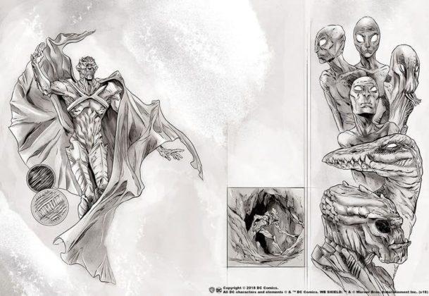 Découvrez un nouvel extrait d'Anatomy of a Metahuman sur Martian Manhunter 2