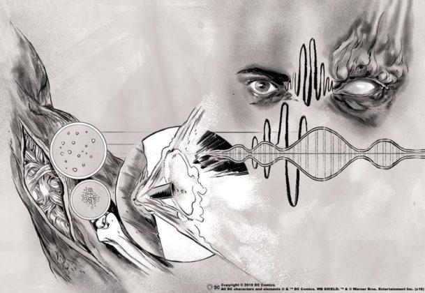 Découvrez un nouvel extrait d'Anatomy of a Metahuman sur Martian Manhunter 4