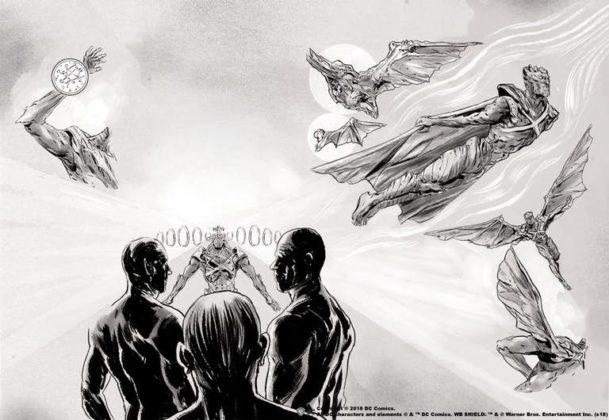 Découvrez un nouvel extrait d'Anatomy of a Metahuman sur Martian Manhunter 6