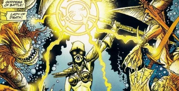 Off My Mind #99 - DC Comics et la mythologie mésopotamienne 7