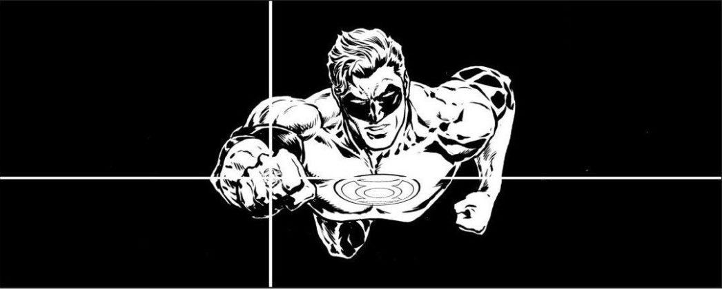 De nouvelles pages de Liam Sharp et informations pour The Green Lantern 6